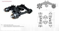 Bogie suspension -Low Mounting Series-24T 28T 32T 36T