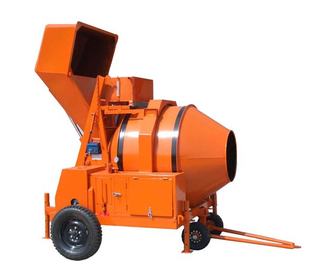 Diesel Engine Powered Reverse Drum Concrete Mixer,Concrete Mixer