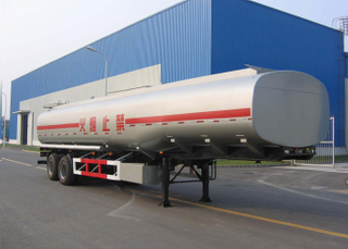 30400L Carbon Steel Tanker Trailer with 2 Axles for Fuel Or Diesel Liquid,Refuel Carbon Steel Tanker Trailer