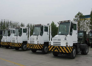 Prime Mover , Terminal Tractor Truck