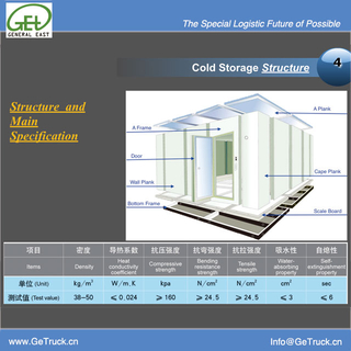 Cold Storage construction System